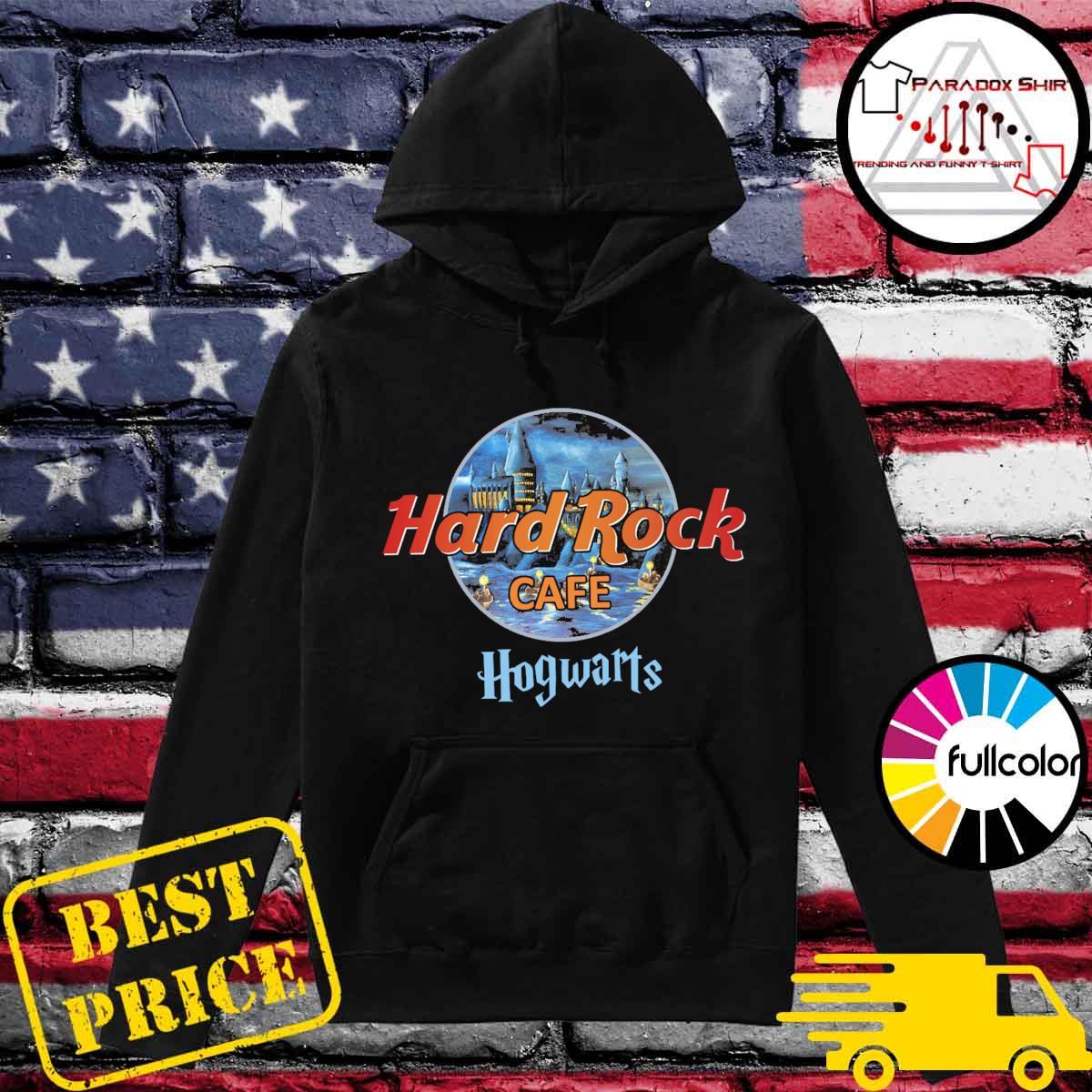 Hard Rock Cafe Hogwarts Harry Potter s Hoodie