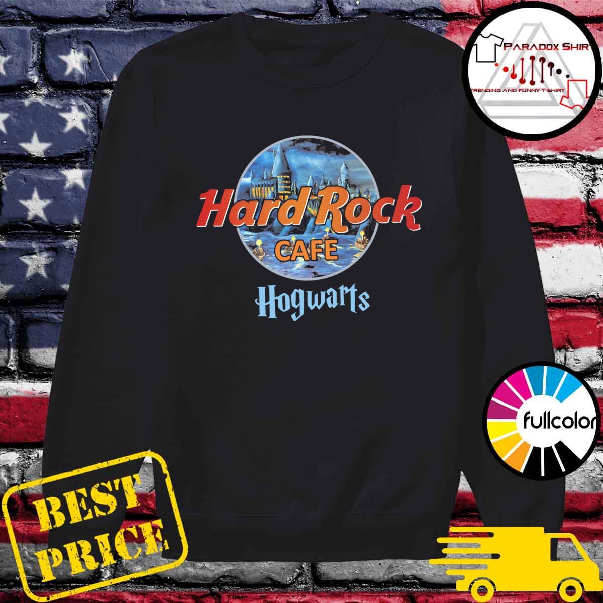 Hard Rock Cafe Hogwarts Harry Potter s Sweater