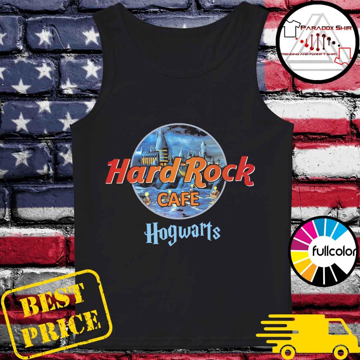 Hard Rock Cafe Hogwarts Harry Potter s Tank-top