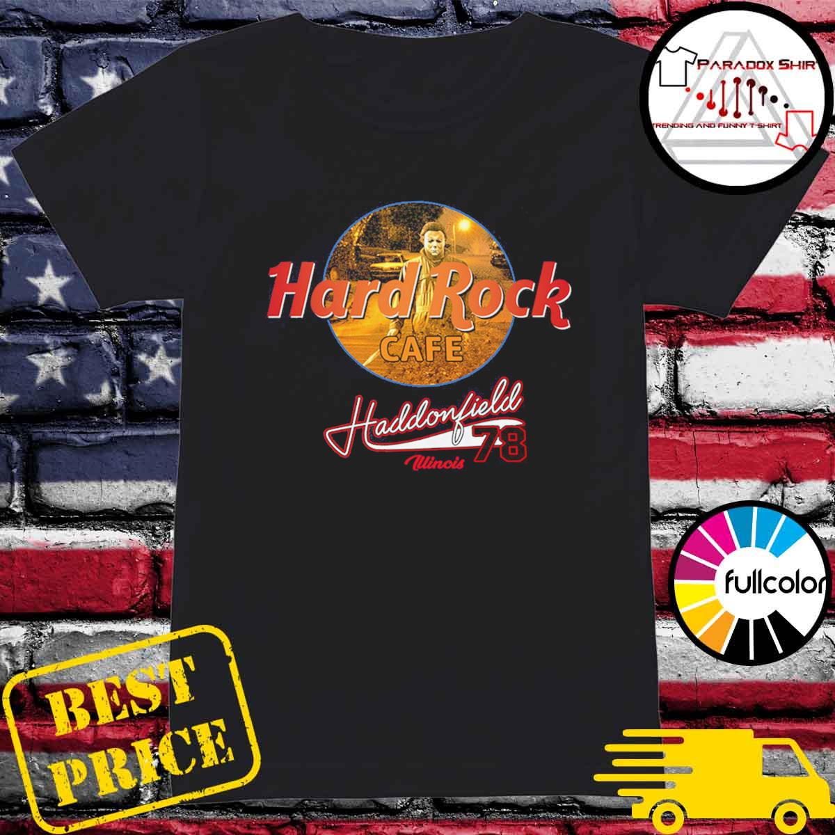 Michael Mayer Hard Rock Cafe Haddonfield illinois 78 s Ladies