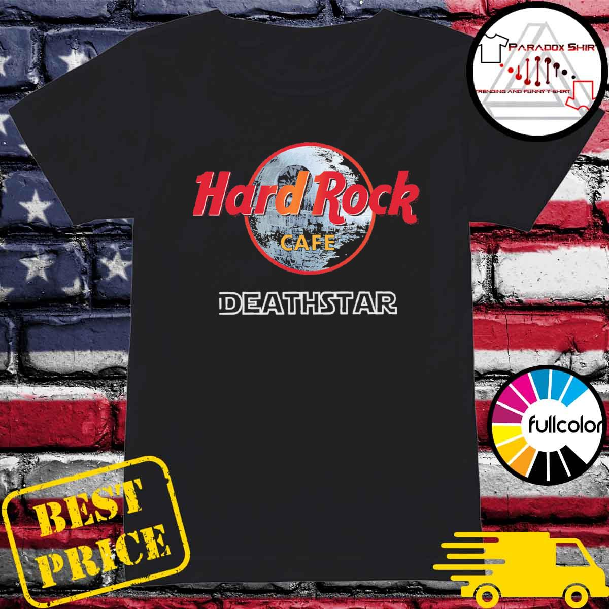 Star Wars Hard Rock Cafe Death Star s Ladies