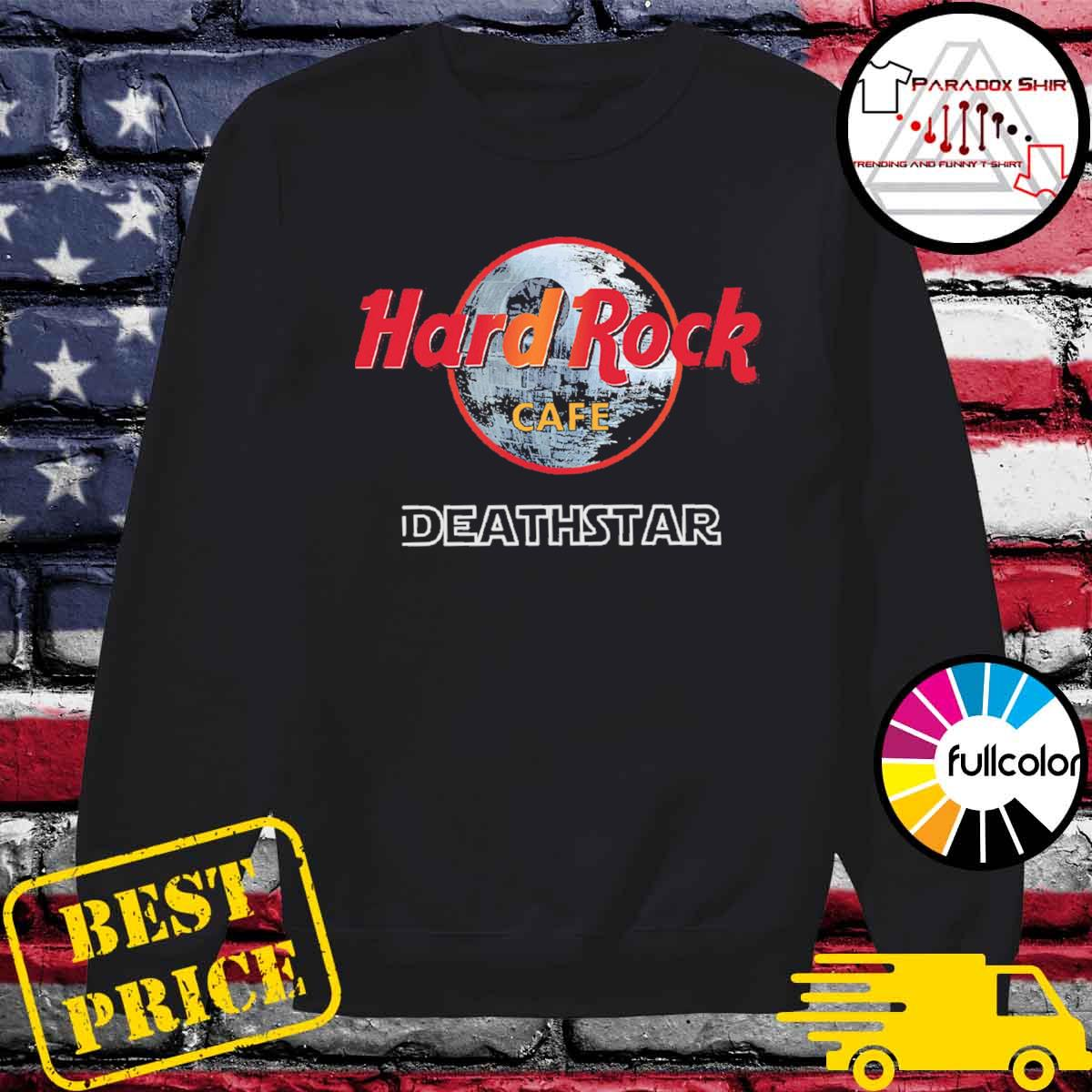 Star Wars Hard Rock Cafe Death Star s Sweater