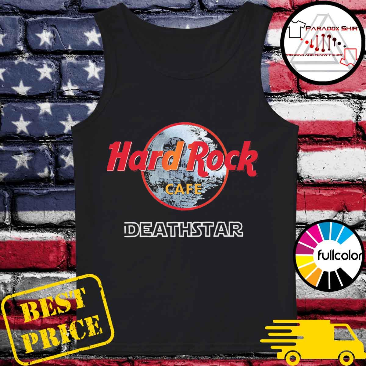 Star Wars Hard Rock Cafe Death Star s Tank-top