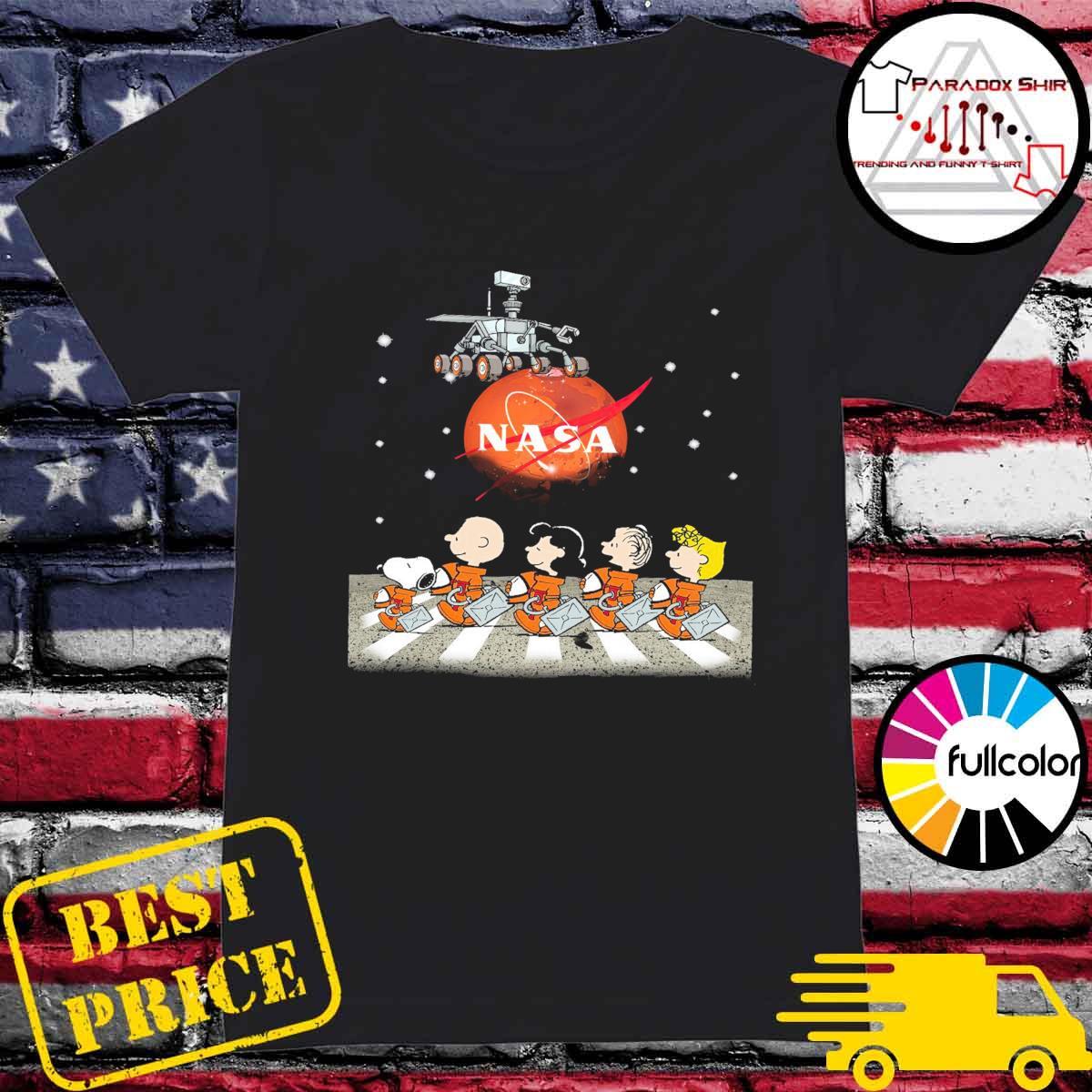 The Peanuts Walking on the Moon Nasa s Ladies