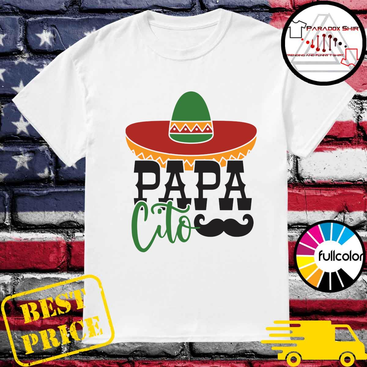 Official Papa Cito Shirt