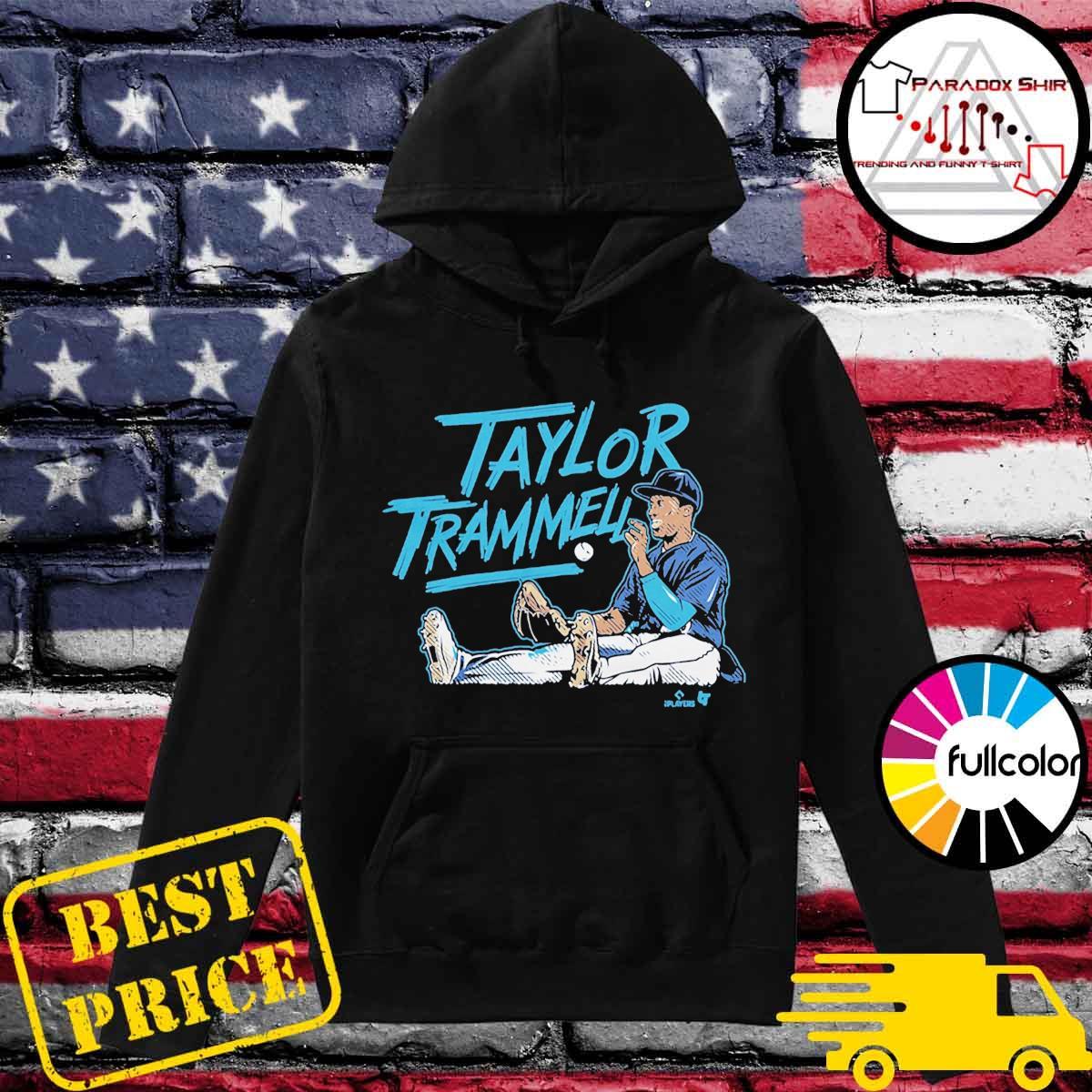 Seattle – MLBPA Licensed Taylor Trammell Shirt Hoodie