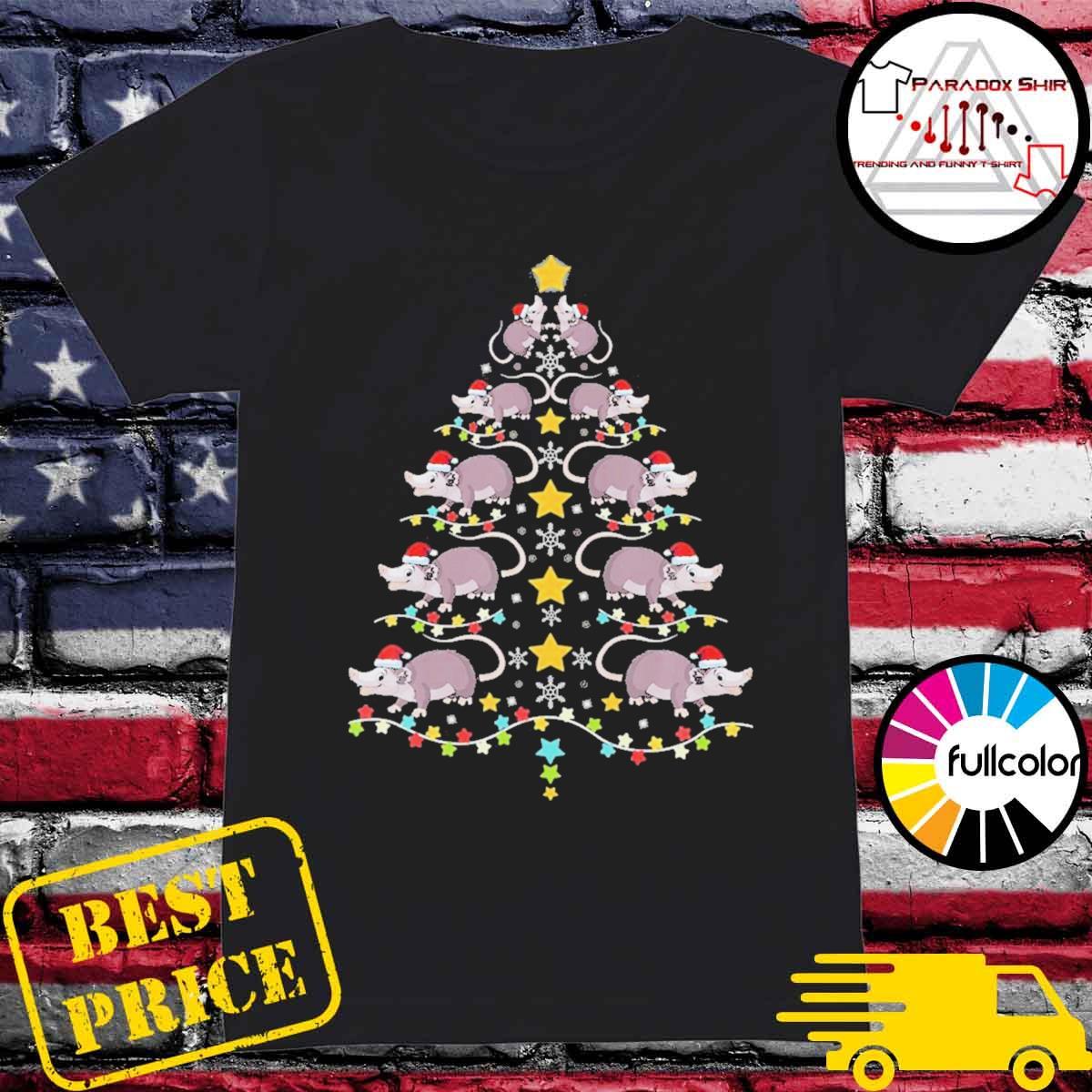 Christmas opossums tree Christmas lights s Ladies