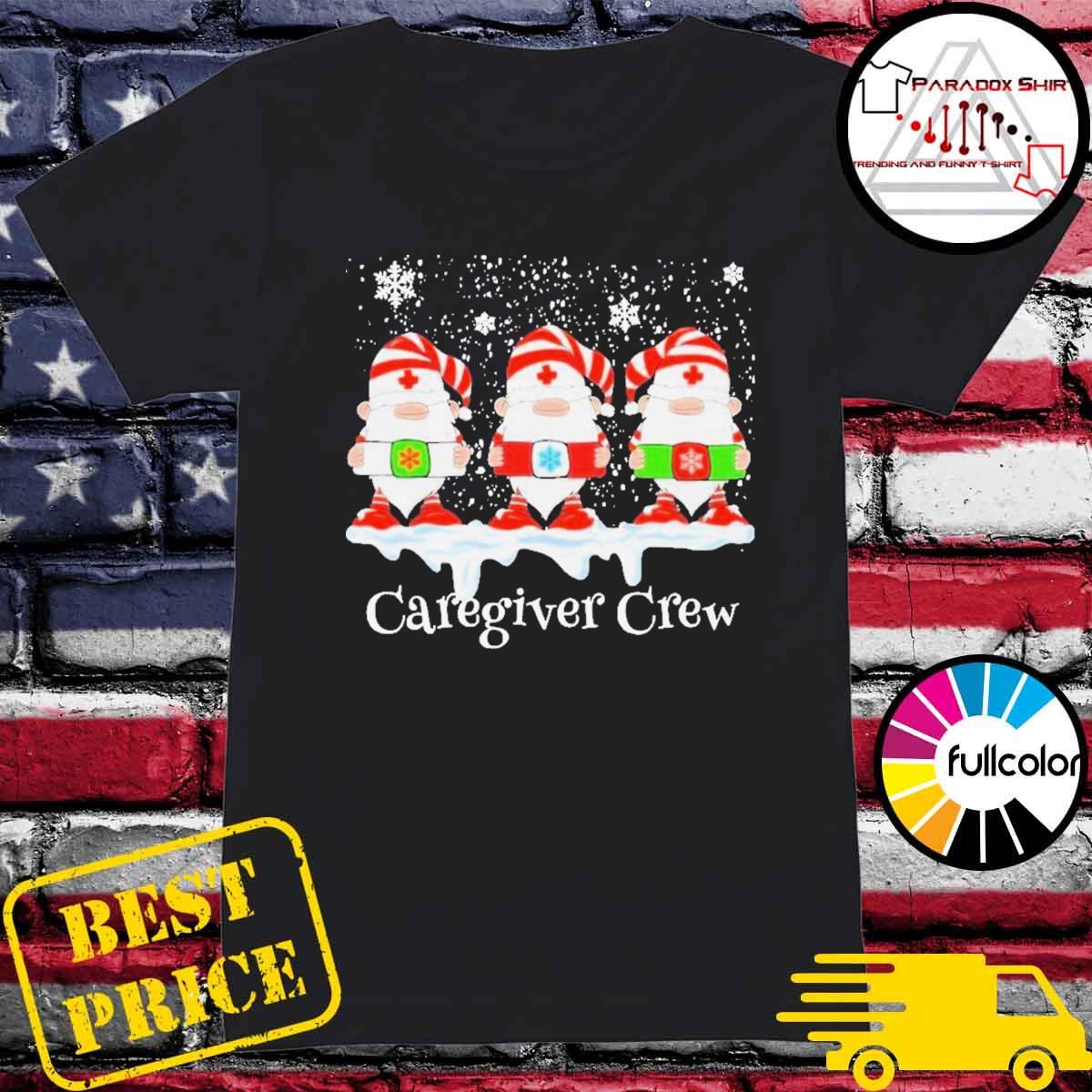 Gnome nurse caregiver crew merry Christmas 2020 s Ladies