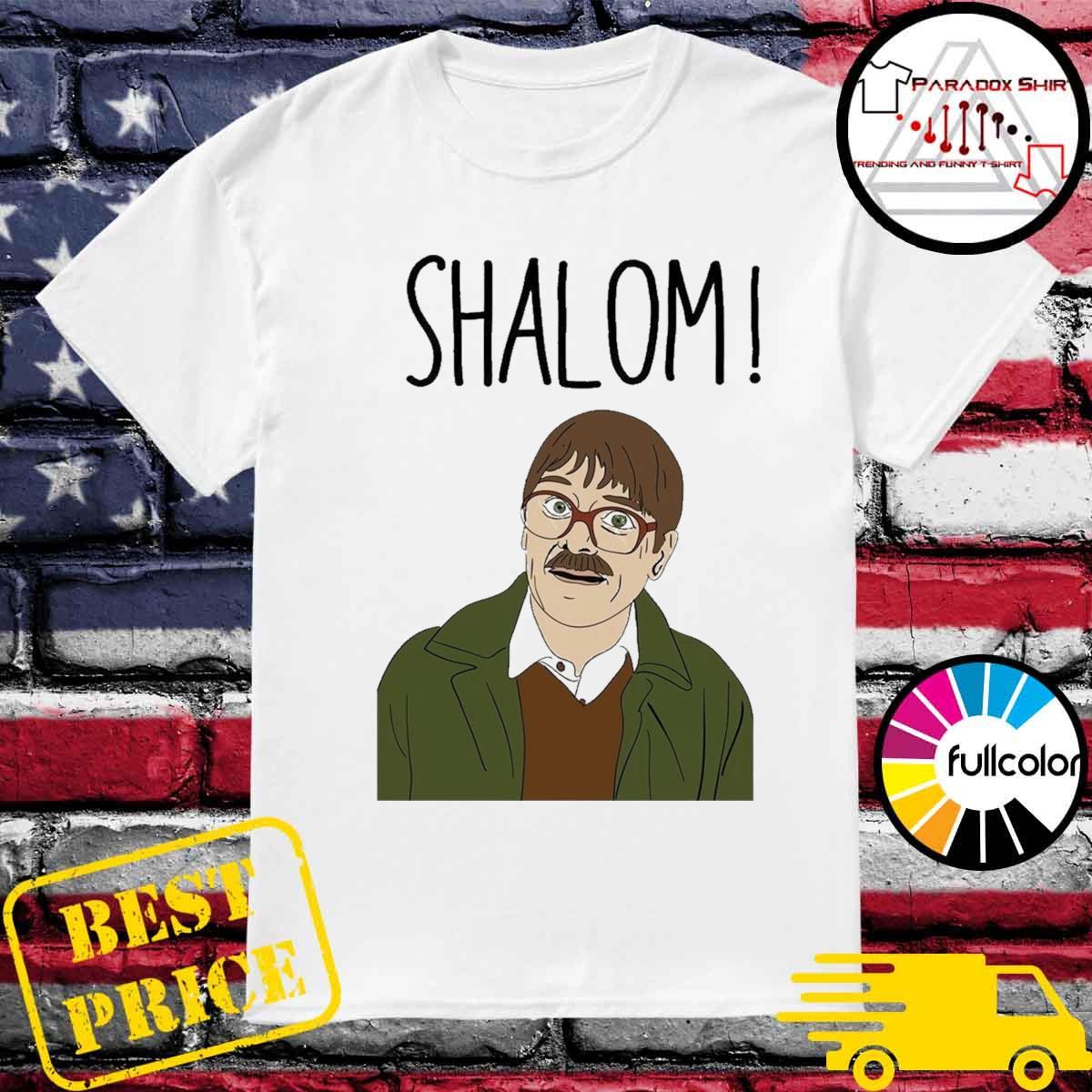 Official Shalom Jackie Jim shirt