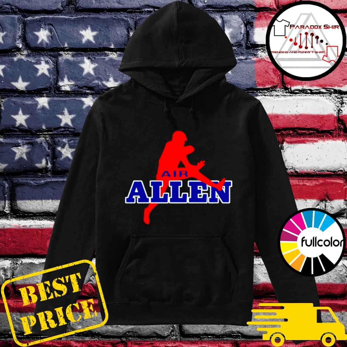 Air Allen Buffalo Bills 2021 s Hoodie