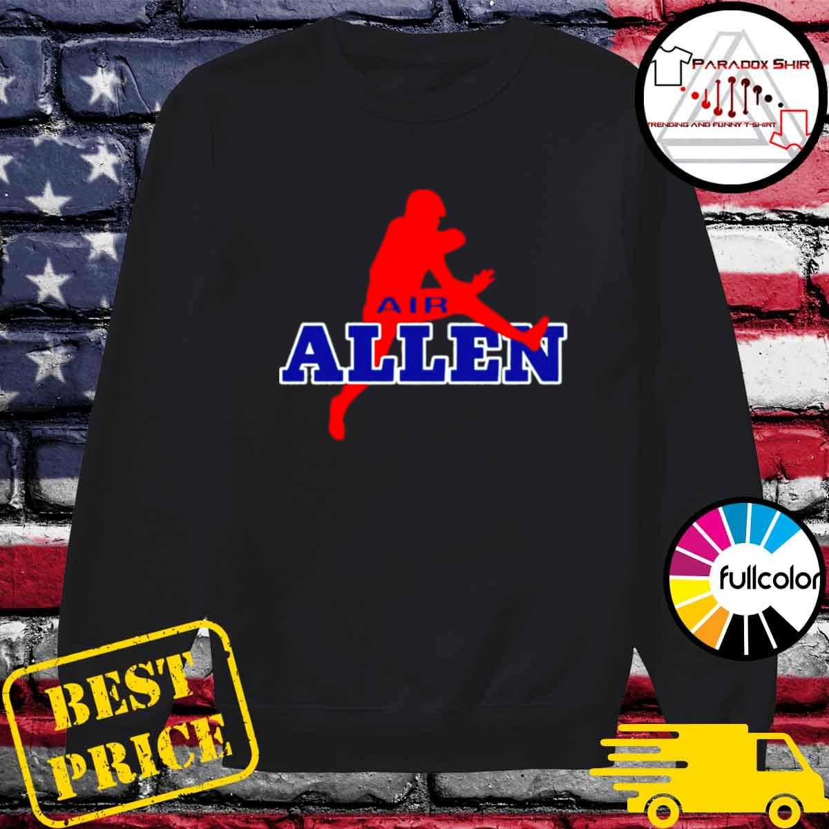 Air Allen Buffalo Bills 2021 s Sweater