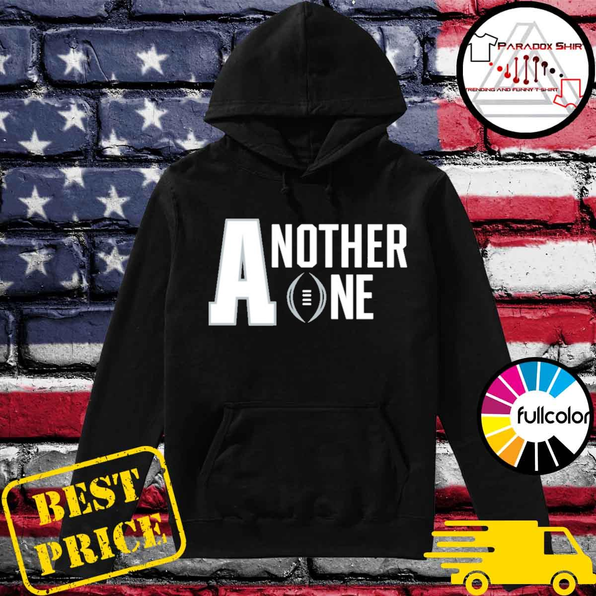 Alabama ANOTHER ONE Shirt Hoodie