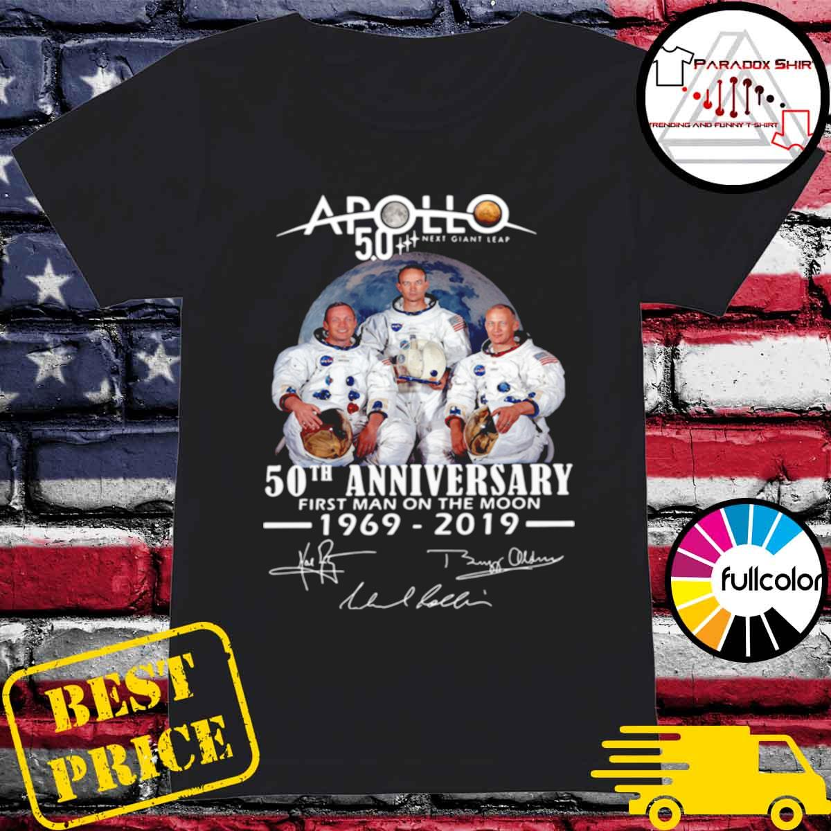 Apollo Next Giant Leap 52 Years Thank You For The Memories Signatures s Ladies