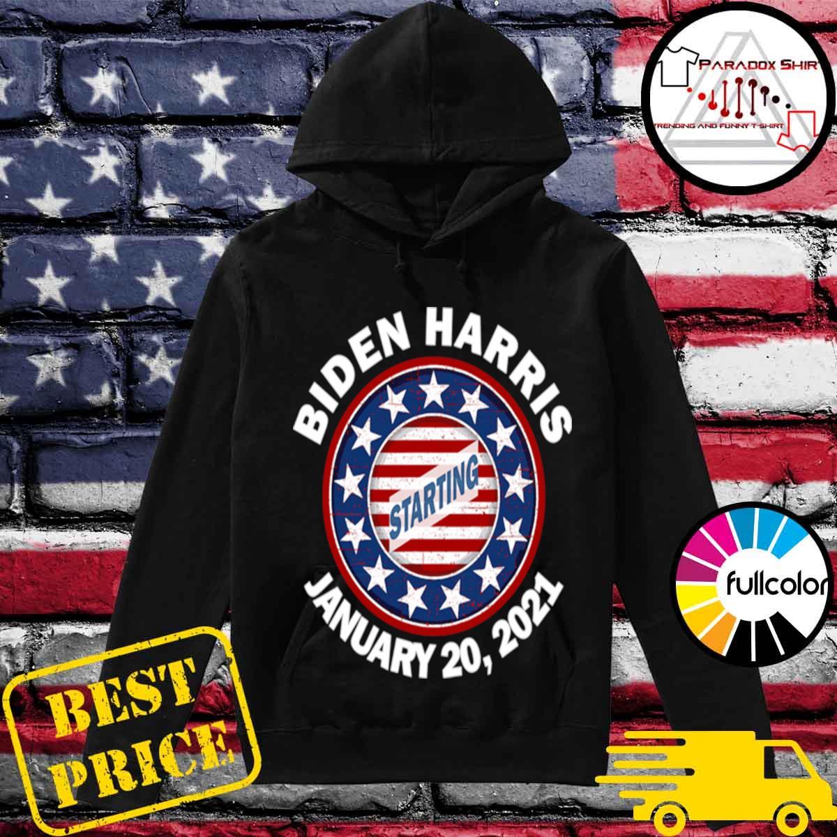Biden Harris January Inauguration American Flag s Hoodie