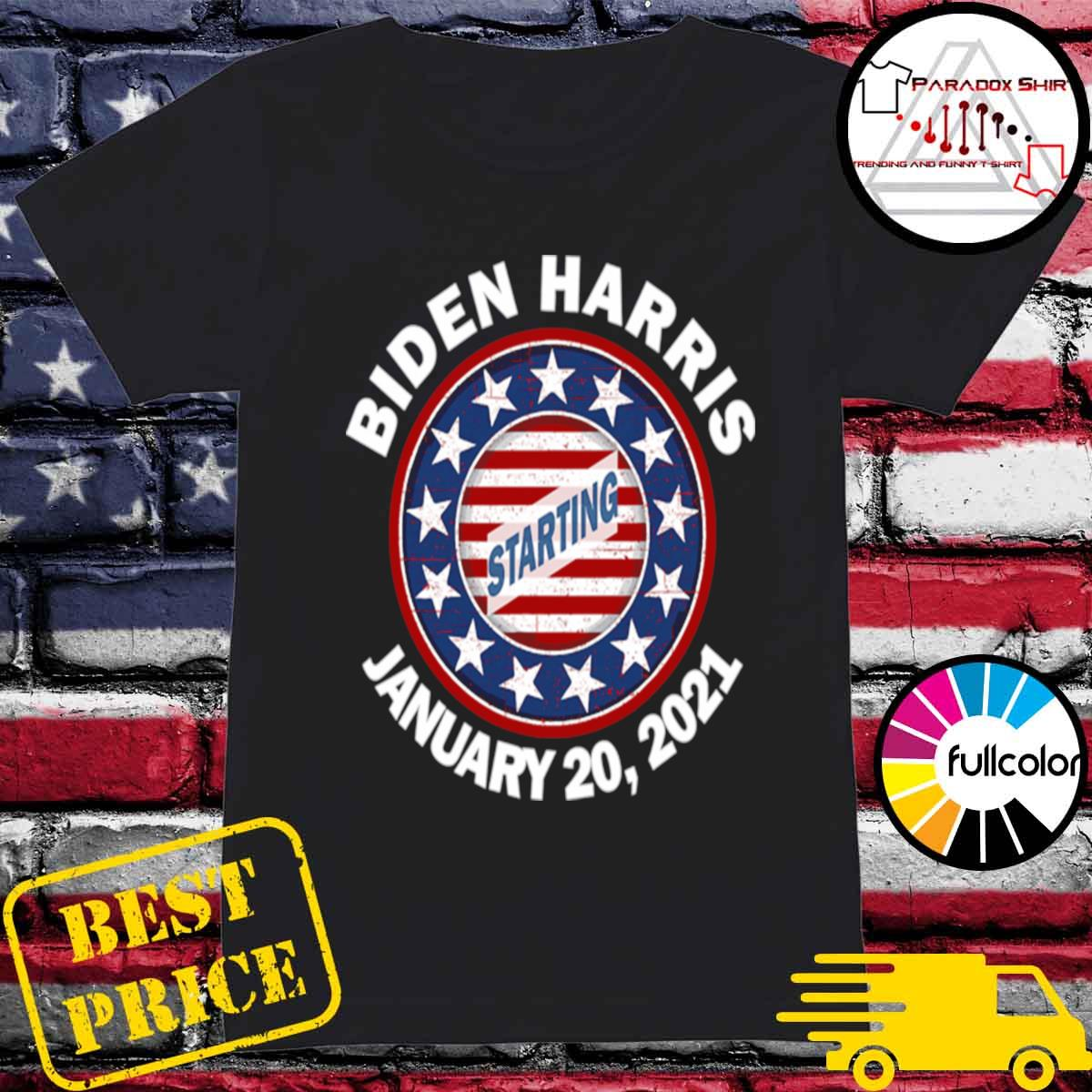 Biden Harris January Inauguration American Flag s Ladies