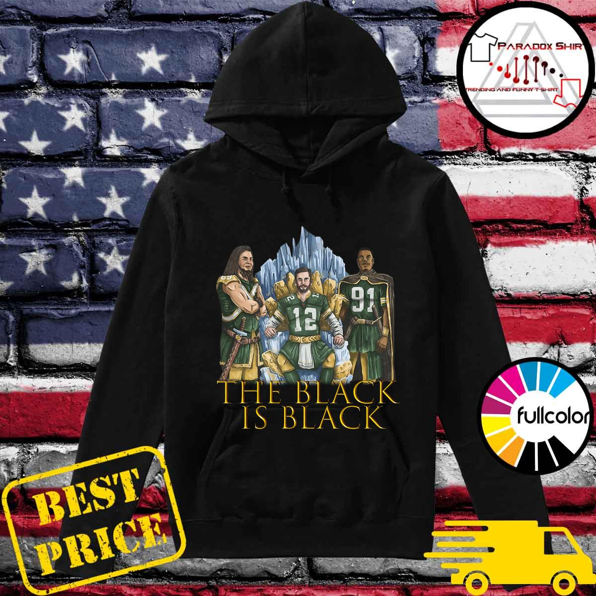 Green Bay Packers The Pack Is Back Shirt Hoodie