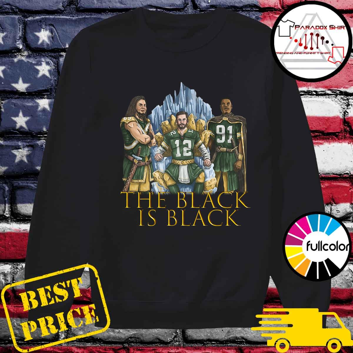 Green Bay Packers The Pack Is Back Shirt Sweater